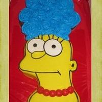 Marge Simpson by GinaMaria