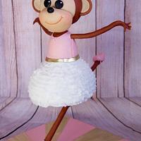 It's monkey business!