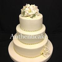 Yesterday's wedding cake