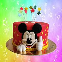 Mickey for first anniversary