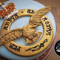 80th RAF Birthday Cake
