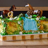 Big Spirit Cake