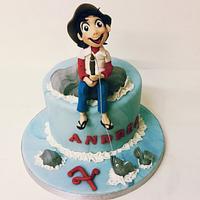 Sampei cake
