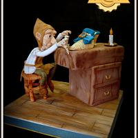 Children´s Classic Books Sweet Collaboration: The elves and the shoemaker