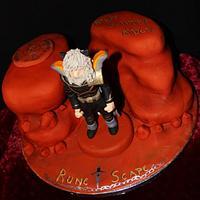 Runescape Cake