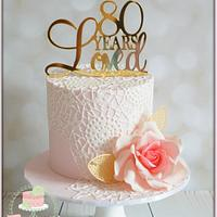 80 Years Loved