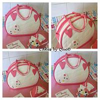 My first bag cake