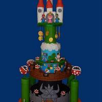 Super Mario Tower!