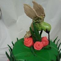 Hummingbird cake by dledizzy