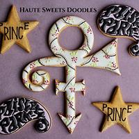Prince Cookie Set