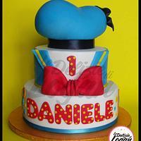 Cake Donald Duck
