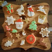 Christmas Sugar Cookies!