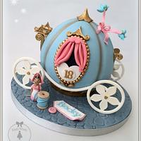 Cinderella Your Carriage Awaits……