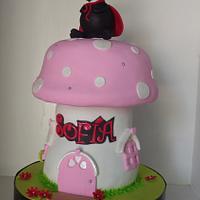 Mashroom cake