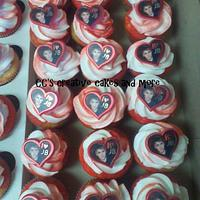 JB cupcakes by CC's Creative Cakes and more...