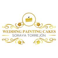 Wedding Painting Cakes by Soraya Torrejon