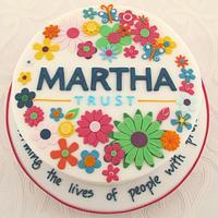 Martha Trust Cake by Natasha Shomali