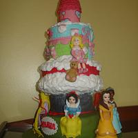 Maria's Castle by Sofia Costa (Cakes & Cookies by Sofia Costa)