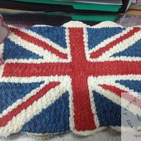UK Birthday Cake by Cake Boutique Monterrey