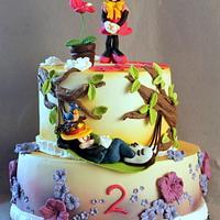 Blossom Hill Spring Cake