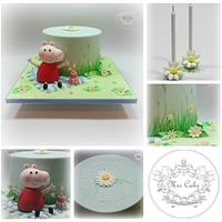 Peppa Pig Cake for Daisy