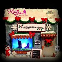 Frostington Footwear Village Shop (Christmas in Frostington)