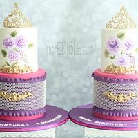 Birthday of twin Princesses