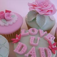 Dad's Love Cupcakes too...x.