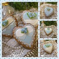Keepsake hearts for all occasions