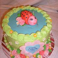 Isabella's Ladybug