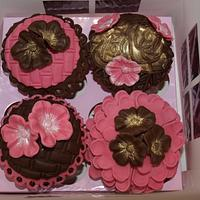 Mothers day cupcakes by Deb-beesdelights