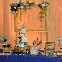 Baroque Sweet Table