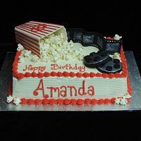 MovieTime Cake
