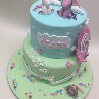 Unicorns and ponies
