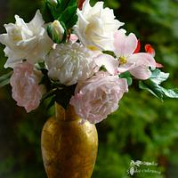 Boquet flowers