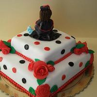 Graduation cake by Marilena