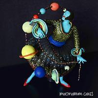 Mademoiselle Galaxy - Threadcakes Entry