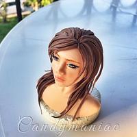 My little mountain girl  by Mania M. - CandymaniaC