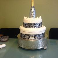 Wedding cake by Tarkan