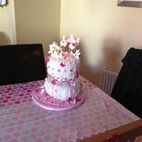 1st Birthday Cake
