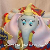 Libby Lane's Circus Cake by Peggy Does Cake