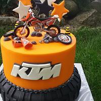 KTM cakes