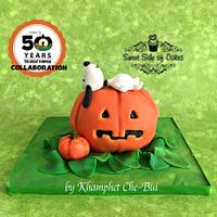 Snoopy - The Great Pumpkin Collaboration