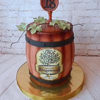 Birthdays barrel