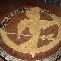 Hunger Games Cookie