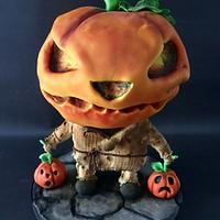 Mr. Pumpkin Head Collector