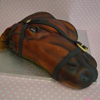 'Ferdinand' Hand Sculpted Pony