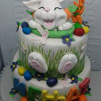 One more Easter bunny