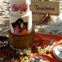 Tanabata, an elopement of legend