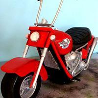 3D Motorbike